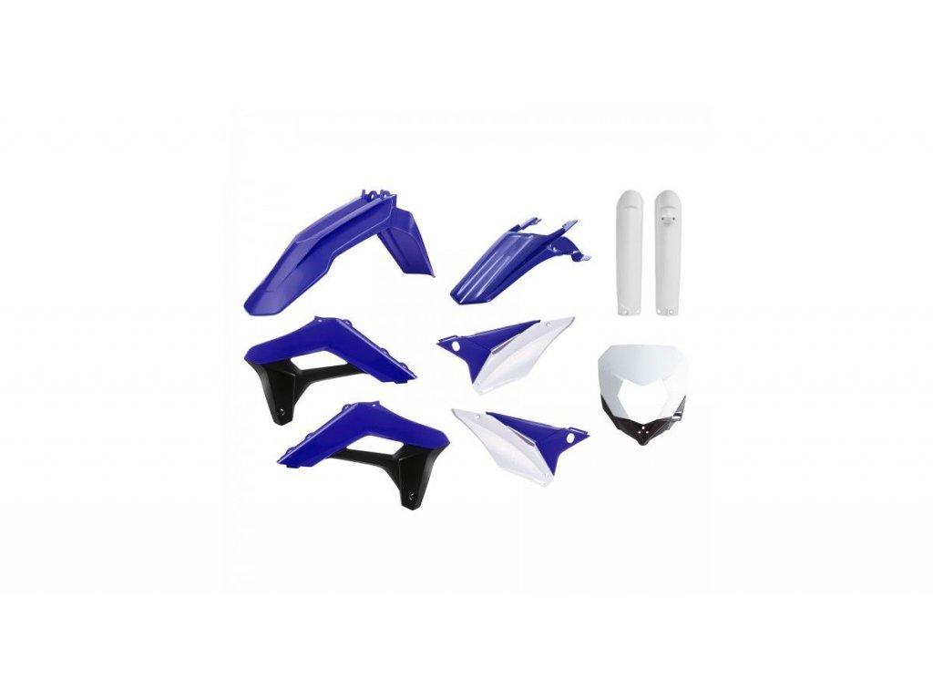 Sada plastů Polisport Sherco 2T/4T '17-21 barva OEM
