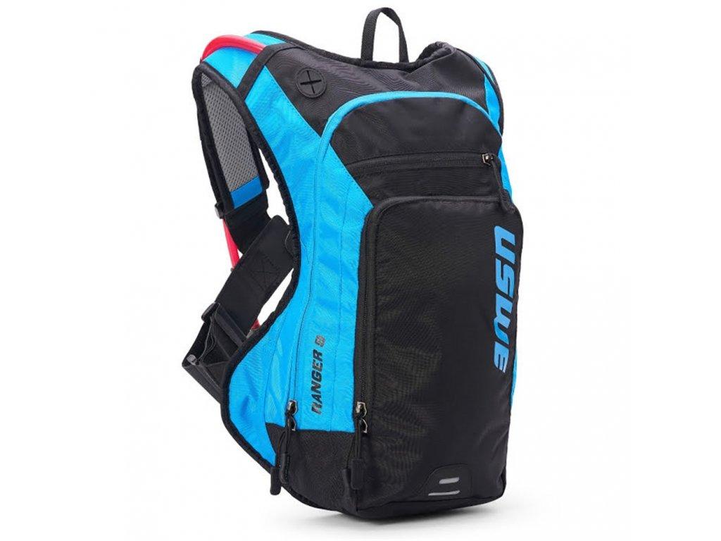 Enduro batoh USWE RANGER 9, modrá/černá