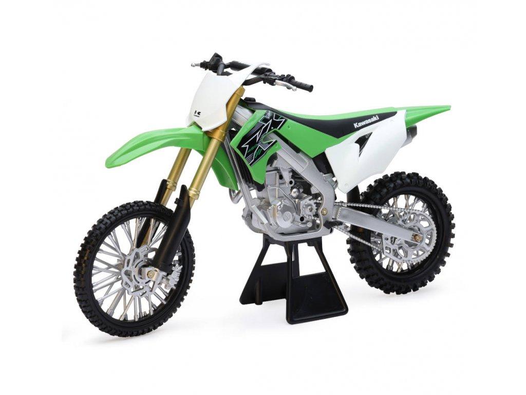 Model Kawasaki KX450F 2019 1:6