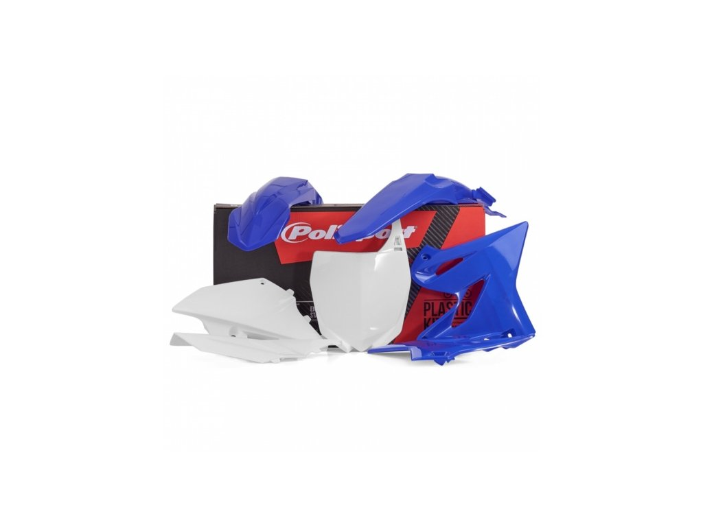 Sada plastů POLISPORT Yamaha YZ 125/250, OEM barva