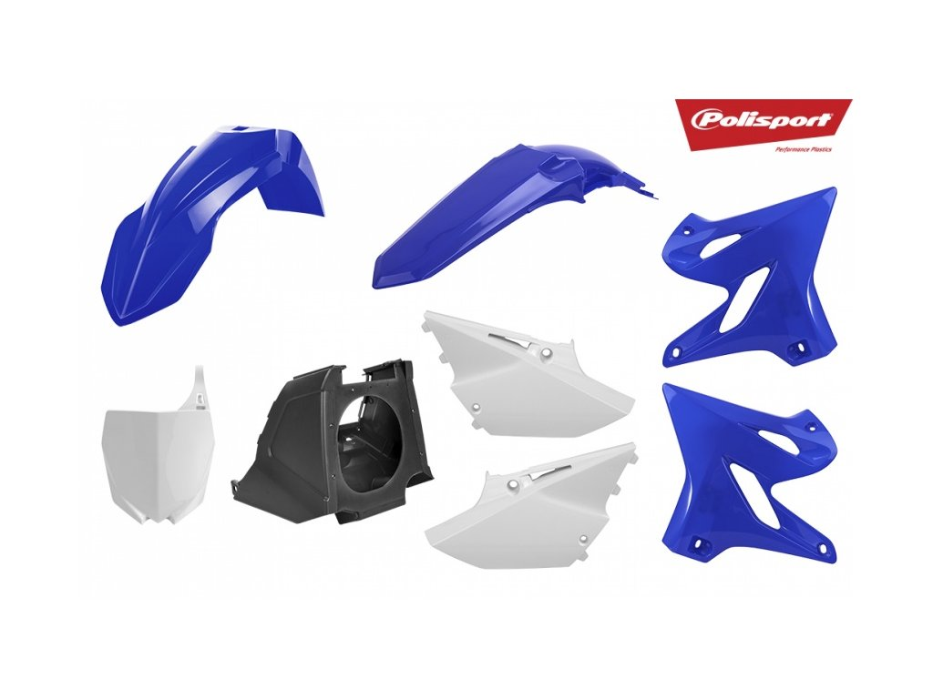 Sada plastů Polisport Restyling Yamaha YZ 125/250 barva OEM