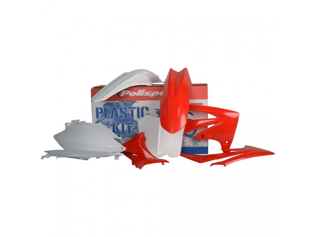 Sada plastů Polisport Honda CRF250/450R barva OEM