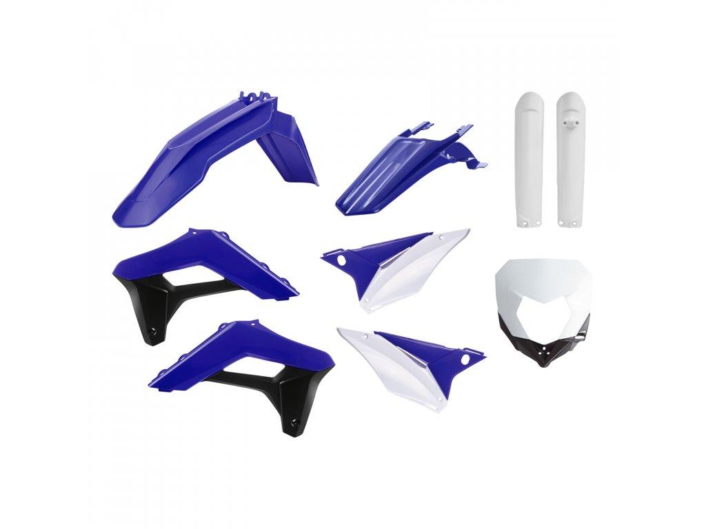 Sada plastů Polisport Sherco SE-R/SEF-R barva OEM