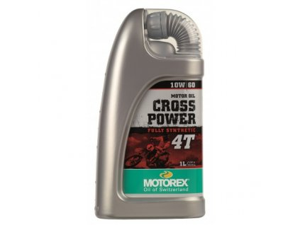 cross power 4t 10w 60