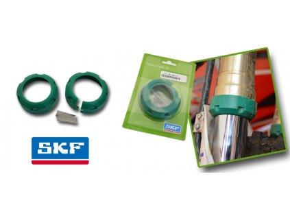 Pojistné stírací kroužky SKF do bláta pro přední vidlice WP 48 (2 ks) KTM Husqvarna