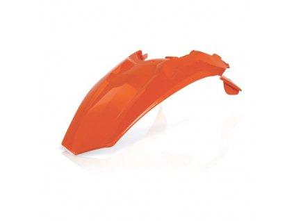 Zadní blatník Acerbis KTM oranžový