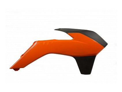 Prsíčka Acerbis KTM oranžová