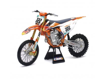 Model KTM 450 SX-F 1:6 Red Bull Factory Racing Team Tony Cairoli