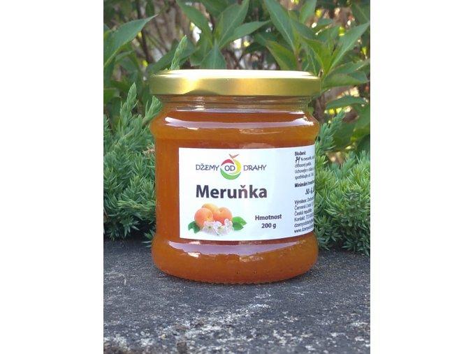 Meruňkový džem 200 g 2021