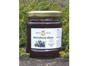 Borůvkový džem 180 g 2021