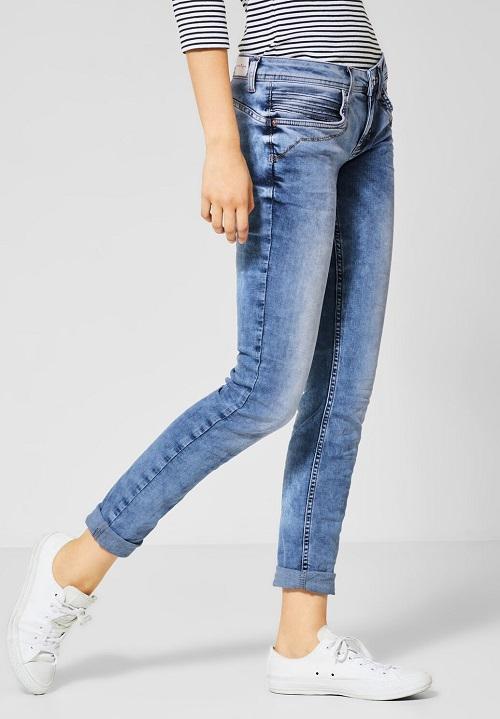 Dámské džíny a kalhoty