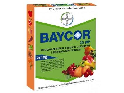 BAYCOR 25 WP (2x10 g) - ukončen prodej, náhrada Delan, Tercel, Score