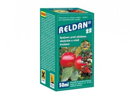 RELDAN 22 EC 50 ml - pilatky, mšice, obaleči