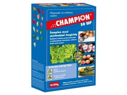CHAMPION 50 WP 4x50 g