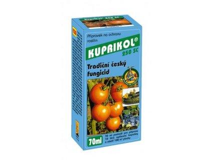 Kuprikol 250 SC (70 ml) - kadeřavost, plíseň bramborová