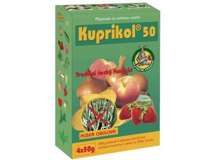 KUPRIKOL 50 (4x50 g)