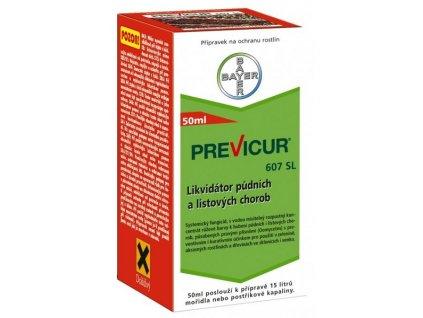 PREVICUR 607 SL (50 ml) nedostupný náhrada Proplant