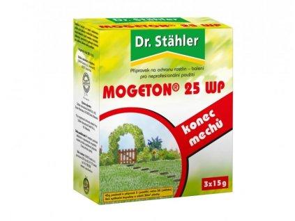 Mogeton 25 WP 3x15 g - likvidace mechů ve sportovních trávnících