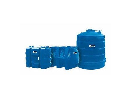 Nádrž na pitnou vodu v plastu 5000 l