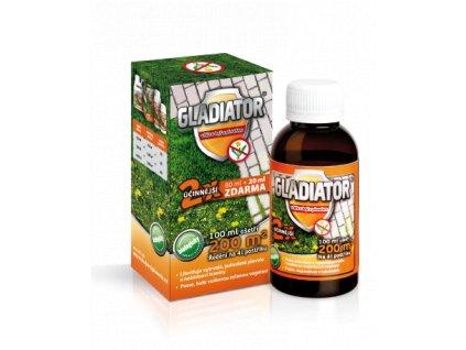 GLADIATOR 250 ml (hubí veškeré plevele)
