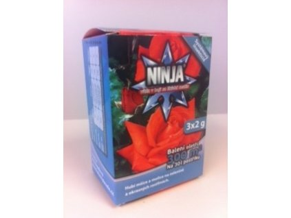 Ninja 3x2 g - proti mšicím a molicím (NOVINKA)
