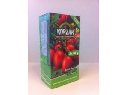 Korzar  3x20 g / 120 m2  - proti houbovým chorobám