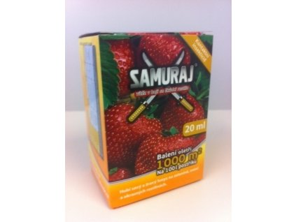 NOVINKA Samuraj 20 ml proti žravým škůdcům