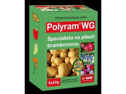 Polyram 5x20 g