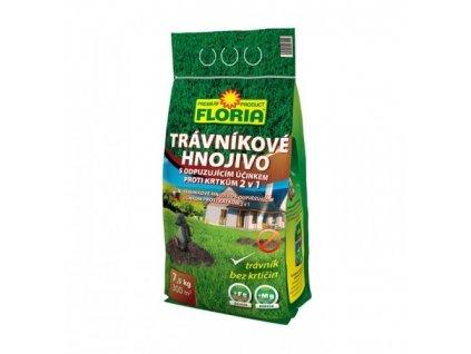 Trávníkové hnojivo proti krtkům (2,5 kg)