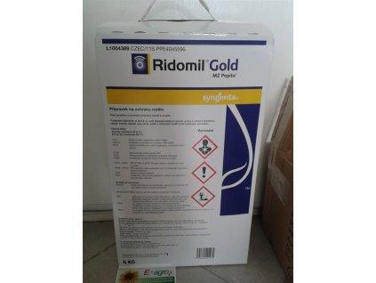 RIDOMIL GOLD MZ PEPITE 5 kg sleva