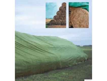 PolyTex - plachta pro uskladnění sena, slámy (12 x 25 m) - doprava zdarma