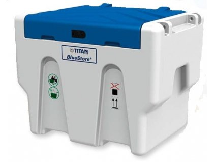 Nádrže BlueTruckMaster 430 l 12 V - mobilní