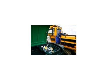 Nádrž na převoz nafty TM 900, 12 V