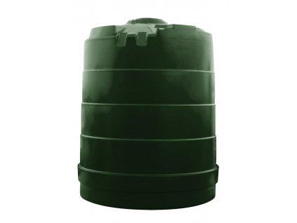 Nádrž na olej 9000 litrů jeden plášť