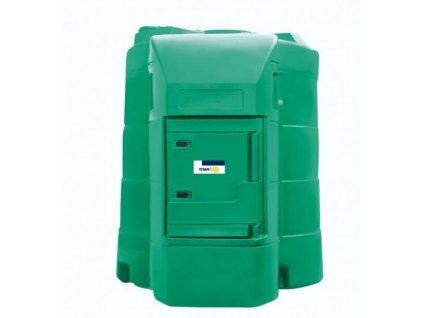 Nádrž pro skladování bionafty 9000 l