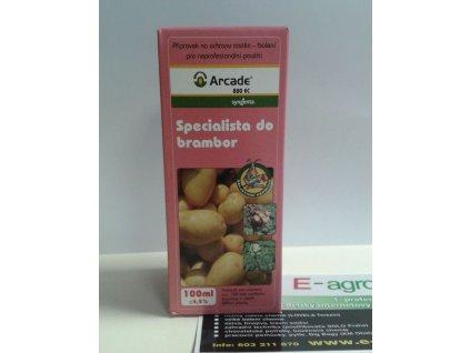 Arcade 880 EC 100 ml - hubí Ježatku