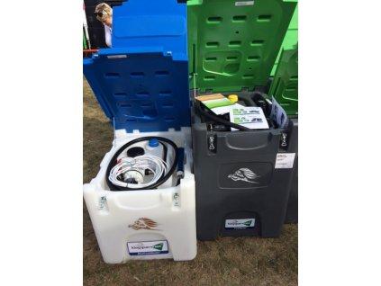 Nádrž na AdBlue 200 litrů s průtokoměrem
