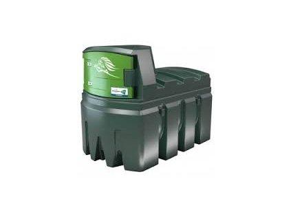 FuelMaster ® 2500 l nádrž na naftu skleněný filtr