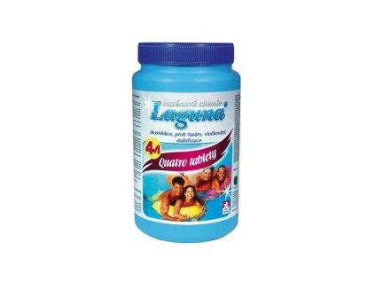 Laguna Quatro tablety 4v1 - 1 kg