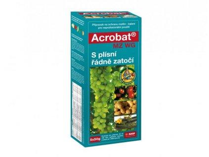 Acrobat fungicid 5x50g
