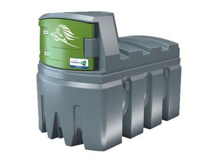 Dvouplášťová nádrž Kingspan na motorovou naftu FuelMaster® 1200 l