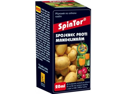 SpinTor 6 ml proti mandelince, obaleč a třásněnky