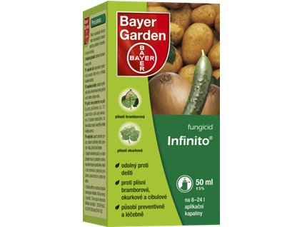 INFINITO 50 ml proti plísni brambor