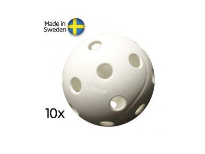 x3m campus ball white 10 pack