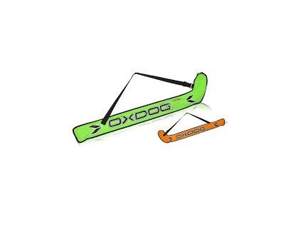 oxdog orange green