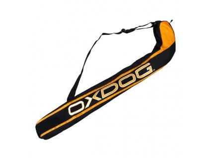 Mood Stickbag black and orange. Size Junior
