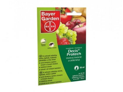 Decis Mega Protech 2x 5 ml okrasné rostliny