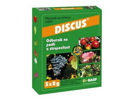 DISCUS 1 kg - padlí, strupovitost, skvrnitost