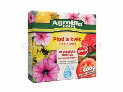 krystalicke hnojivo extra plod a kvet