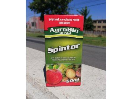 SpinTor 50 ml - na mandelinku